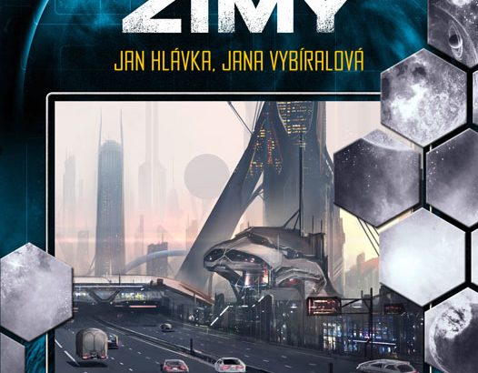 Pomníky zimy (Cyklus Algor – kniha tretia) – Jan Hlávka a Jana Vybíralová