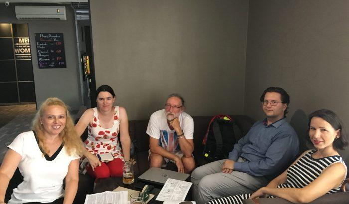 Búrkový workshop 2018