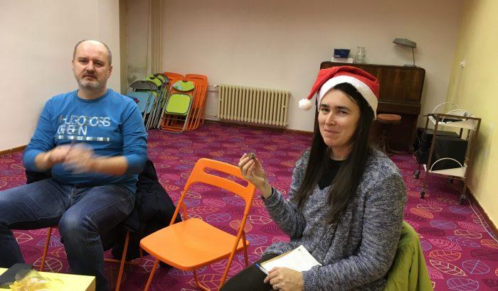 Vianočný workshop a ideme ďalej!