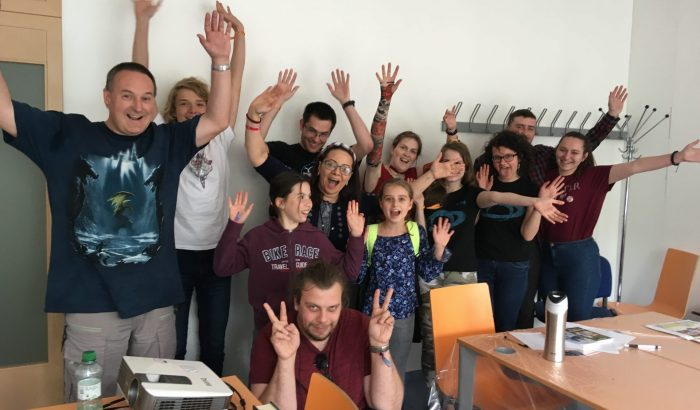 Workshop, IXPO a Slavcon – fantastický literárny trojboj