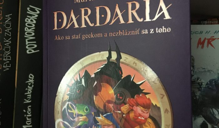 Dardaria – Marián Kubicsko